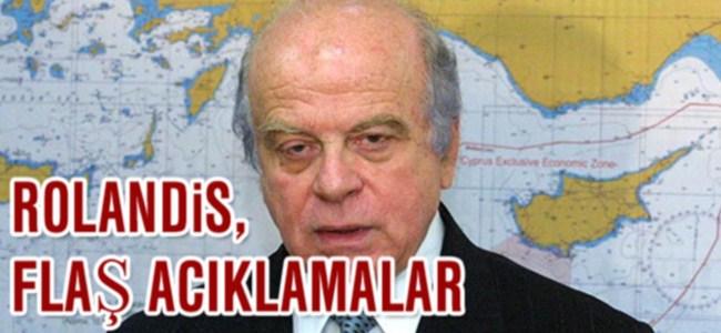 Rolandis, Kıbrıs Sorunu Ve Doğal Gaz Konusunda Konuşma Yaptı!