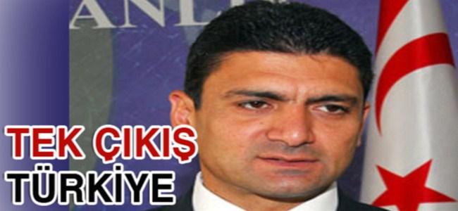 Atun, Güney Kıbrısın  Krizden Tek Çıkış Yolu Türkiye