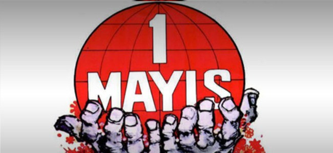 Sendikalar da 1 Mayıs Hazırlığı...