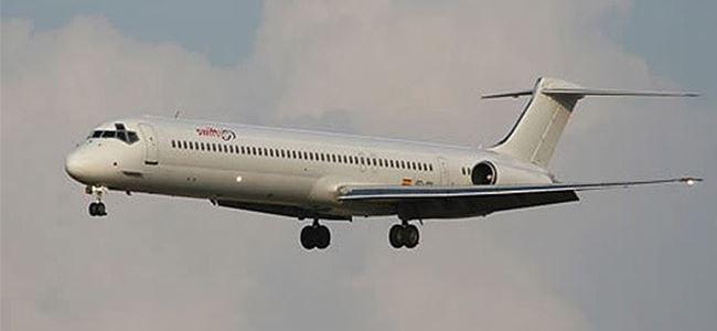 Cezayir uçağının enkazı bulundu