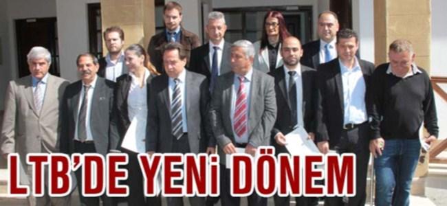 Fellahoğlu ve meclis üyeleri mazbatalarını aldı