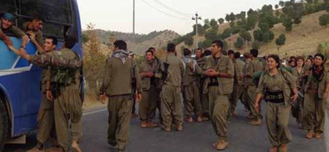 PKK IŞİD'le savaşmaya gidiyor