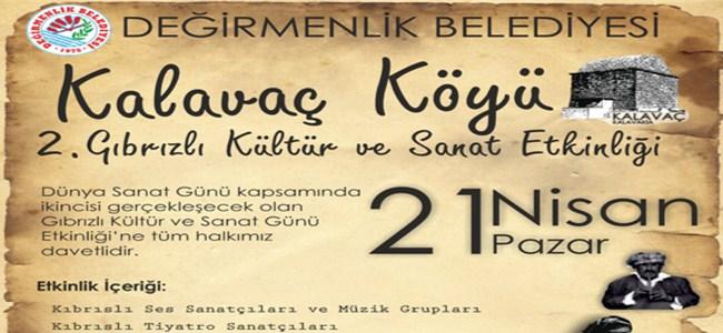 """""""2. Gıbrızlı Kültür Sanat Festivali"""""""