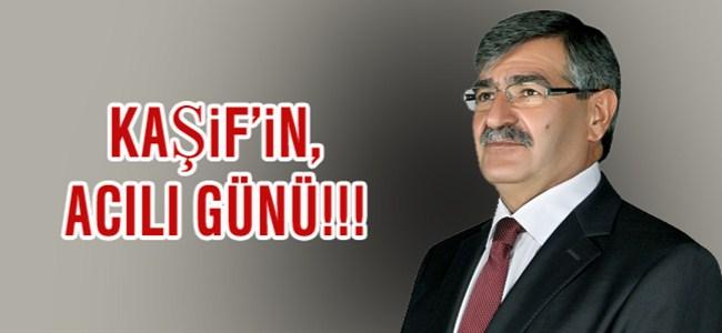 Dr. Ahmet Kaşif'in, Acılı Günü