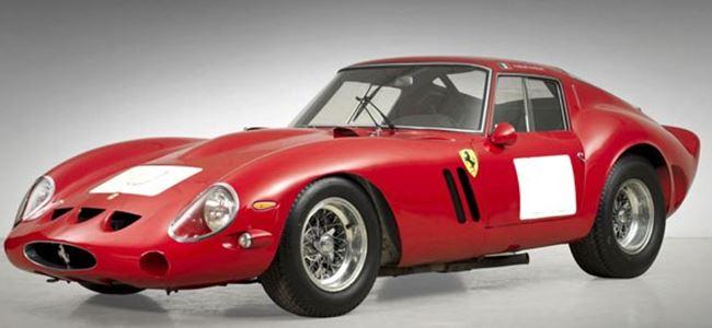 Ferrari 250 GTO Berlinetta dünyanın en pahalı otomobili olacak