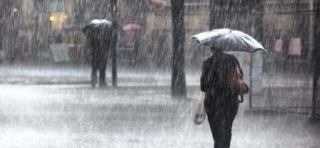 ABD'de sağanak yağış hayatı felç etti!