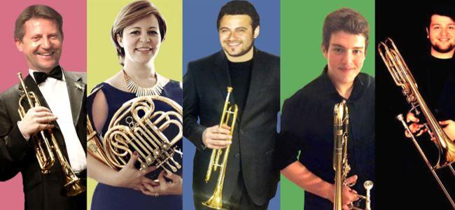 Golden Horn Brass sevenleri ile buluşuyor