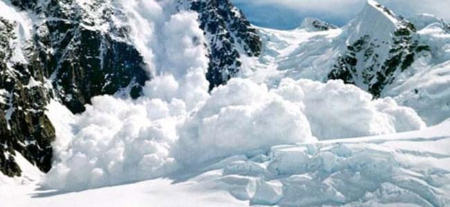 ABD'de çığ: 1 dağcı öldü