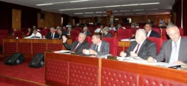 Meclis'te Tük Bütçesi