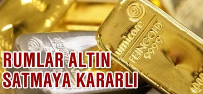 G. Kıbrıs: Altın satışı gelecek ay