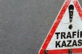Çatalköy'de feci kaza: 1 ağır yaralı