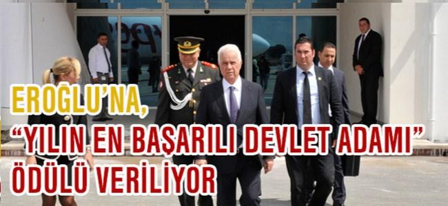 Eroğlu, Adıyaman'a Gitmek İçin KKTC'den Ayrıldı