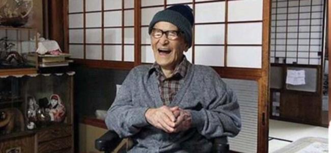 Dünyanın en yaşlı insanı 116 yaşında