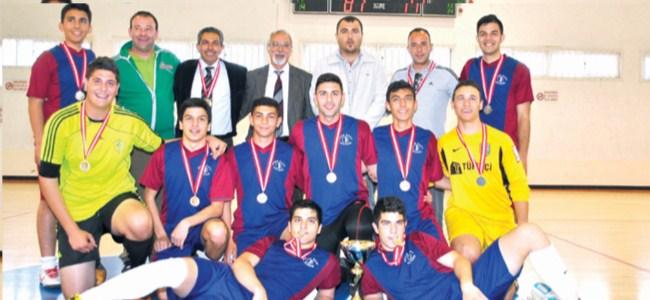 Futsal da, Şampiyon YDK