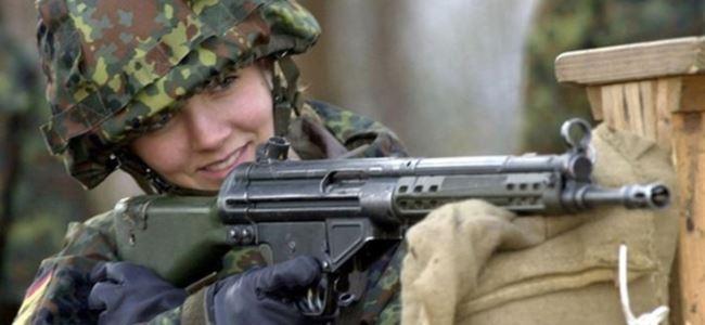 Almanya Kuzey Irak'a asker yolluyor