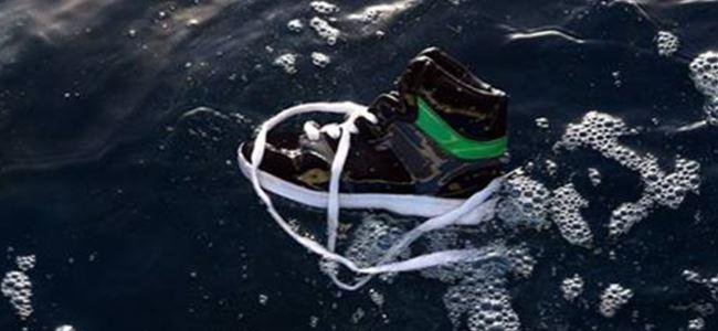 Afrikalı kaçakları taşıyan tekne battı