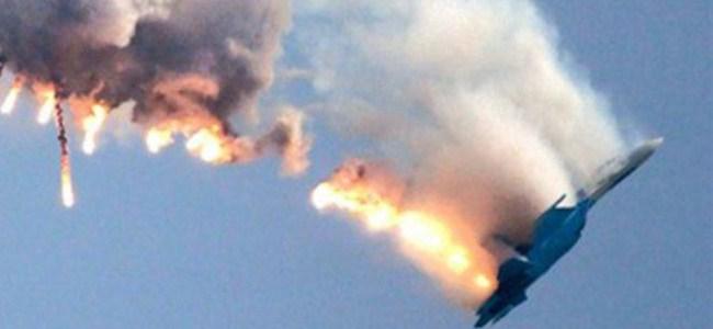 İran Savaş Uçağı  Düştü!!!