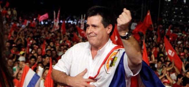 Paraguay'ın yeni devlet başkanı belli oldu