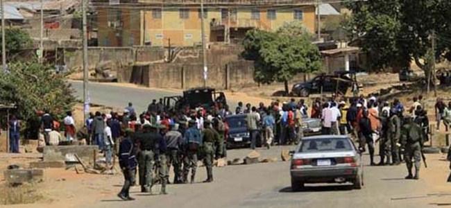Nijerya'da çatışma 185 ölü!
