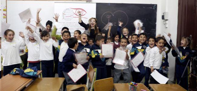 'Oyun ve sanat çocukların eğitiminde etkin olarak kullanılmalıdır'