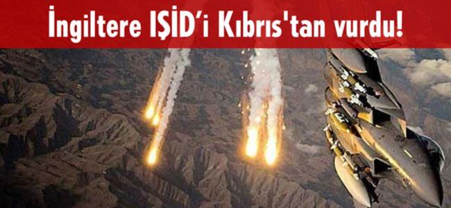 İngiltere ilk kez IŞİD'i vurdu
