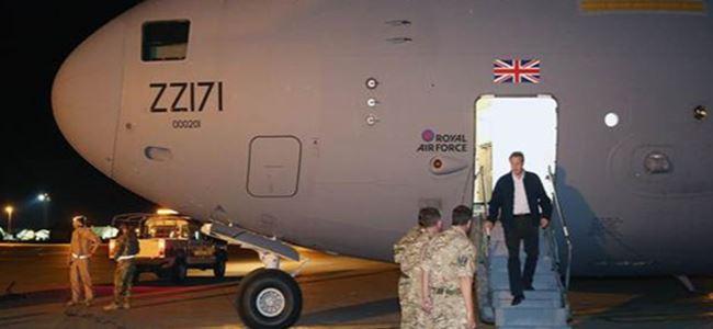 Cameron'dan sürpriz KIBRIS ziyareti!