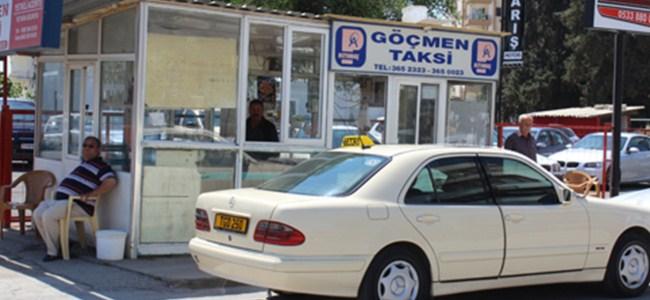 Taksiciler gelecek kaygısında