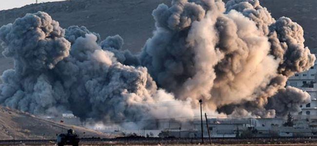 IŞİD yeniden Kobani'nin içinde