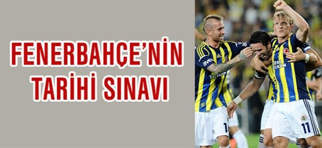 Fenerbahçe Tarihi Sınavda