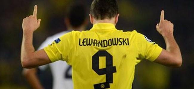 Lewandowski'ye 25 milyon Euro