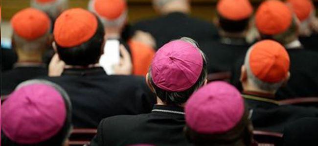 Vatikan'dan 'ihanet' raporu