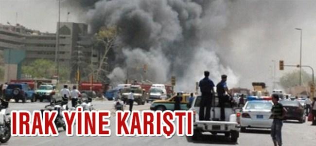 Musul'daki Çatışmalarda 41 Kişi Öldü