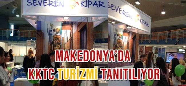Makedonya'da KKTC Turizmi Tanıtılıyor
