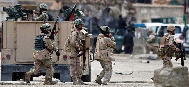 Afganistan'da operasyon 53 ölü