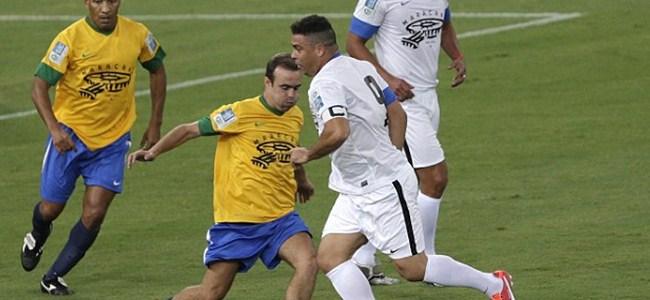 Göbekli Ronaldo döktürdü