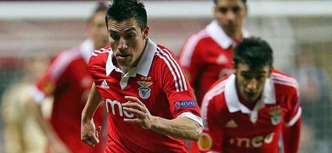Benfica'da Gaitan alarmı!