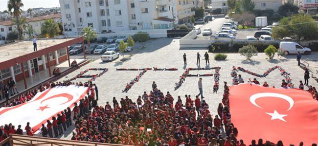 Bayraktar Atatürk'ü unutmadı