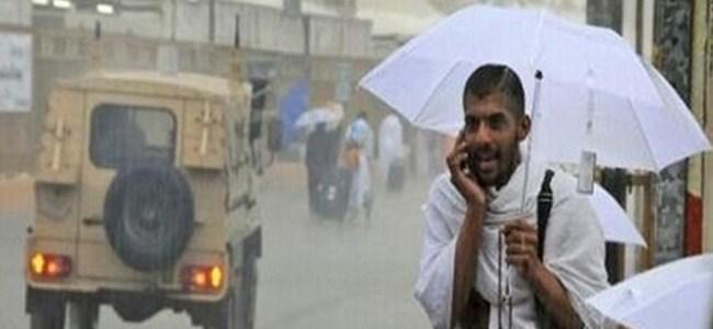 Suudi Arabistan'da sel felaketi