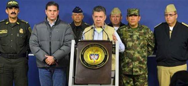 Kolombiya'da 'barış'a ara
