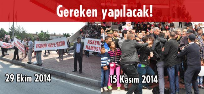 Yorgancıoğlu'dan 'çifte standart' açıklaması