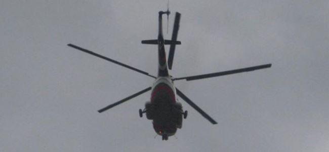Rusya'da helikopter düştü: 5 ölü