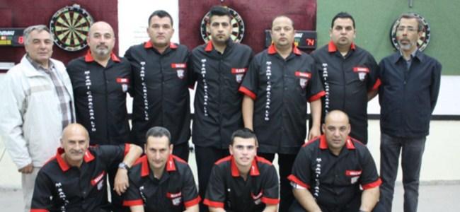 Darts Federasyon Kupası üçüncü turu tamamlandı