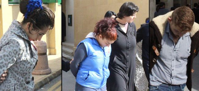 Sahte para ithalatçıları cezaevinde