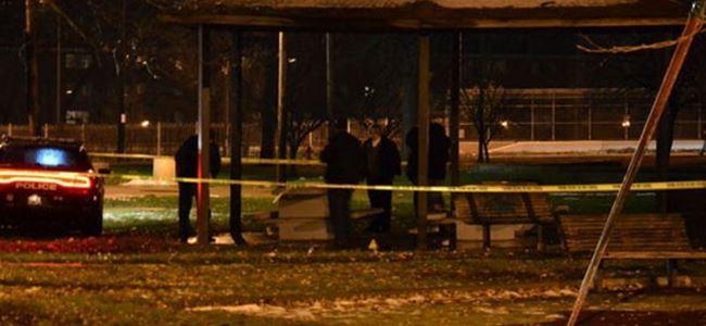 Polis oyuncak silahlı çocuğu vurdu!