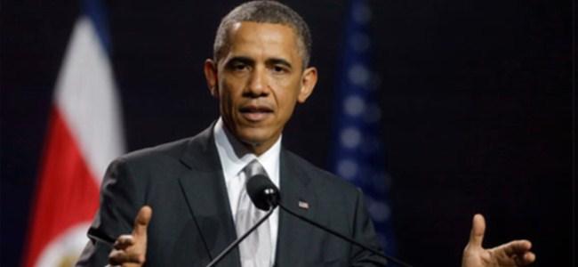 Obama, Suriye'ye asker göndermeyecek