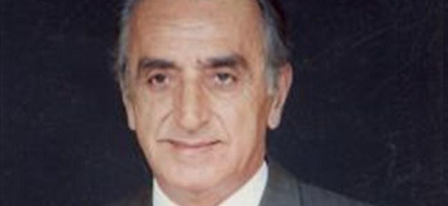 Aziz Fedai 1. ölüm yıl dönümünde anılacak