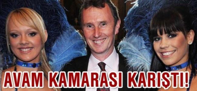 Avam Kamarası'nda eşcinsel vekile tecavüz suçlaması