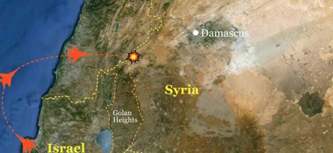 İsrail'den Suriye'ye tehdit