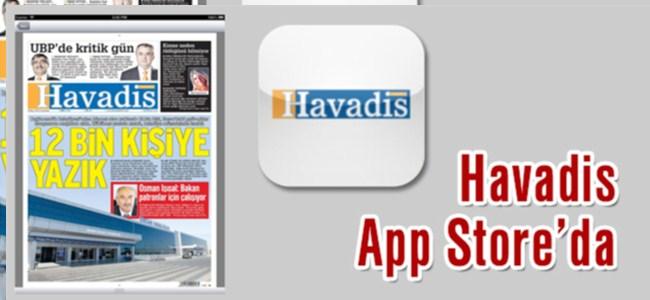 Lider gazete Havadis App Store'da