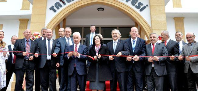 Tatlısu Belediyesi'nin yeni binası açıldı